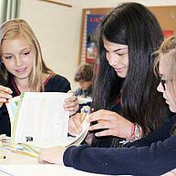 Cours d'allemand pour enfants et jeunes
