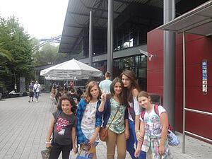 Erfahrungsbericht Deutschkurse für Kinder - Tanzcamp