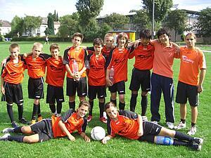 Erfahrungsbericht Deutschcamps für Kinder - Fußballcamp