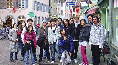 Cours d'allemand pour les classes d'écoles et les groupes