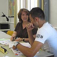 Cours d'allemand pour jeunes